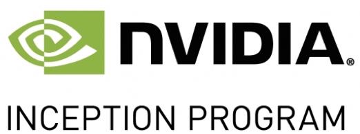 NVIDIAの実施するスタートアップ支援プログラム「Inception Program」パートナー企業に認定のお知らせ