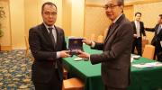 タイ王国ソムキット副首相と弊社代表橋本が会談いたしました
