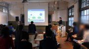 11/15(木)ジェトロ福岡主催の「欧州ビジネスセミナー:ジェトロ・ベルリン所長による現地最新情報報告およびトークセッション」に末永が登壇しました